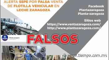 Alertan por falsa venta de autos en lechería Zaragoza - El Tiempo de México