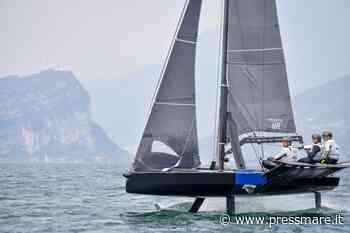 Young Azzurra a Malcesine per il Grand Prix 1 della Persico 69f Cup   www.pressmare.it/ - pressmare.it