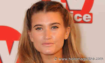 Charley Webb shares heartmelting photos with son following cute night in