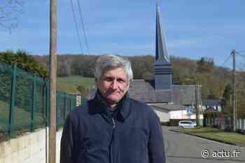 Haudricourt, près d'Aumale. Pourquoi le clocher de l'église est-il incliné ? - actu.fr