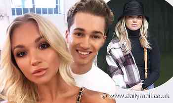 AJ Pritchard's girlfriend Abbie Quinnen must avoid sunlight for two years and wear compression vest