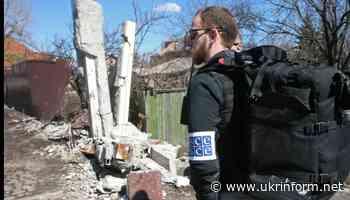 OSCE spots modern Russian armoured vehicles 'Esaul' in occupied Donetsk region - Ukrinform. Ukraine and world news