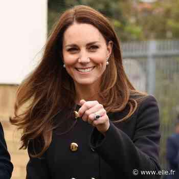 Kate Middleton troque ses cheveux lisses pour cette coiffure des années 2010 - ELLE France