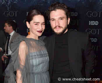 Could Kit Harington and Emilia Clarke Reunite in the Marvel Cinematic Universe? - Showbiz Cheat Sheet