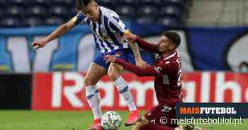 VÍDEO: FC Porto vence Famalicão com golos de três reforços | MAISFUTEBOL - Maisfutebol