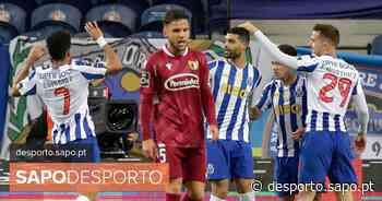 FC Porto 3-2 Famalicão: Dragões regressam às vitórias antes do clássico - SAPO Desporto