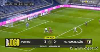 O resumo da vitória do FC Porto sobre o Famalicão num minuto - O Jogo