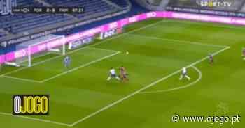 Taremi e Toni Martínez combinam para golo no FC Porto-Famalicão: veja aqui - O Jogo