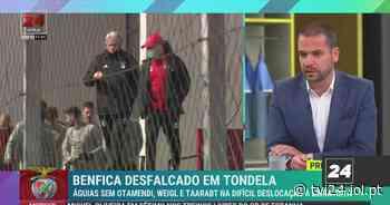 """Mais Bastidores: """"Benfica ganhar ao FC Porto na luz? Nos últimos anos não tem sido tarefa fácil"""" - TVI24"""