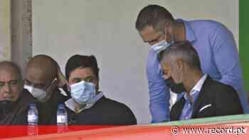 Moreirense-FC Porto: Agressões podem impedir registo de Pedro Pinho como intermediário - Record