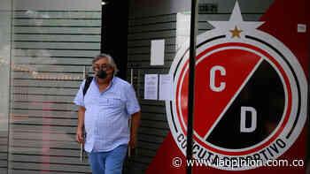 Acosta Villaveces, de a poco, avanza en el proceso del Cúcuta Deportivo | La Opinión - La Opinión Cúcuta