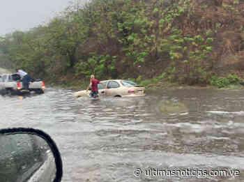 Drenan inundación en vía de Guarenas | Últimas Noticias - Últimas Noticias