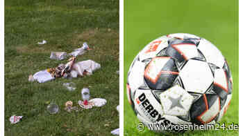 Kreisklasse: DJK SV Oberndorf kämpft gegen Müll, Hundekot und Chaos am Sportgelände in Haag - rosenheim24.de