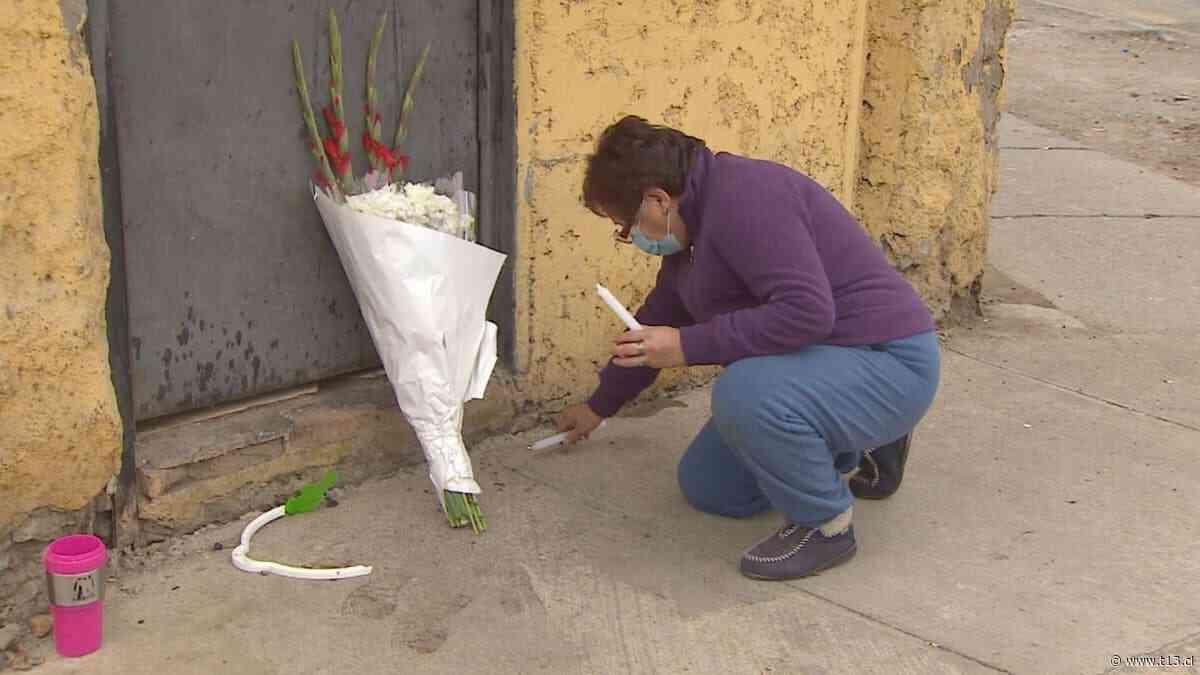 [VIDEO] Buscan a autor de femicidio y homicidio en San Joaquín - Teletrece