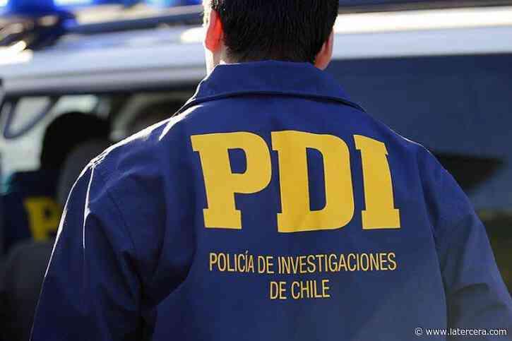 PDI investiga presunto femicidio y homicidio ocurrido en San Joaquín - La Tercera