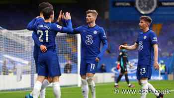 Havertz & Co. ensure a perfect weekend for Chelsea