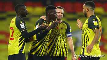 Sarr beats Bachmann and Hughes to Watford Player of the Month prize
