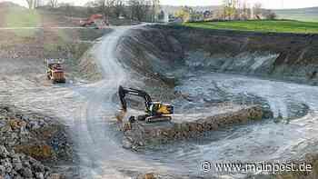 Helmstadt: Was sagt das Bergamt zur Deponie im Wasserschutzgebiet? - Main-Post