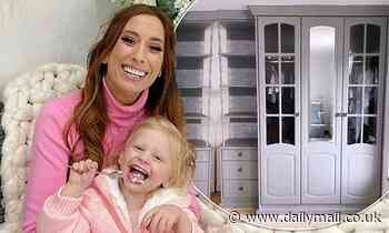 Stacey Solomon reveals she transformed her son Rex's wardrobe with just three items