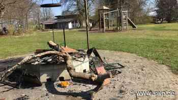 Sachbeschädigungen in der Nacht: In Laichingen immer wieder Vandalismus: Was die Stadt tut - SWP