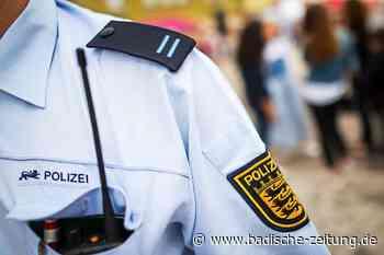 Polizei ermittelt nicht weiter wegen verbotener Teninger Versammlung - Teningen - Badische Zeitung