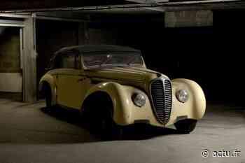 Boulogne-Billancourt. Après 50 ans au garage, une voiture de collection refait surface - actu.fr