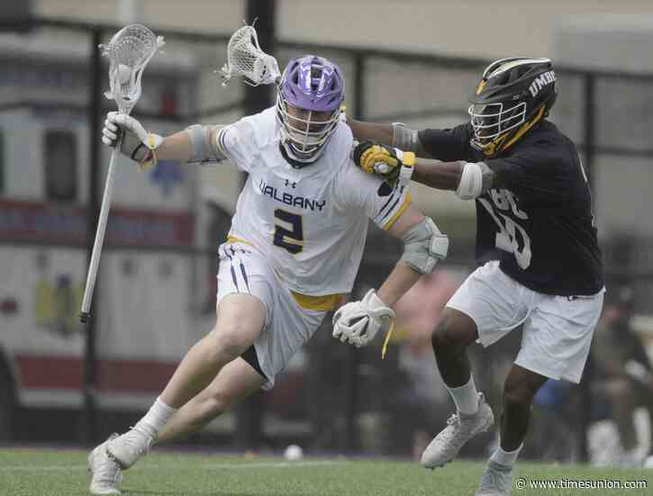 UAlbany men's lacrosse to face UMBC in America East semifinals