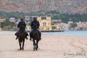 Covid: 1 maggio a Palermo con spiagge e parchi vuoti - Agenzia ANSA