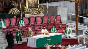 Misa Dominical desde la Basílica de Guadalupe EN VIVO, 2 de mayo - El Heraldo de México