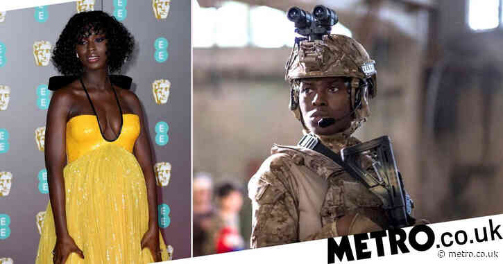 Jodie Turner-Smith on 'unique challenges' of training for Without Remorse while pregnant