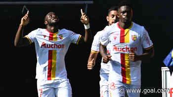Ganago strike not enough as Lens lose against Gueye's Paris Saint-Germain