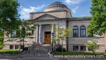 All services return to Winona Public Library starting this Monday - Winona Daily News