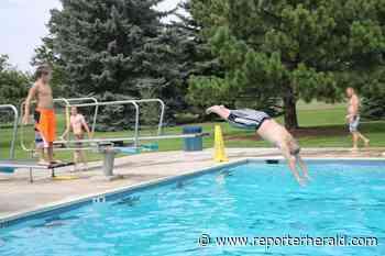 Loveland's Winona Pool will reopen on Memorial Day, minus waterslide - Loveland Reporter-Herald