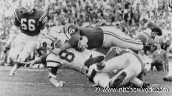 Pete Lammons, Tight End on Jets' Super Bowl Team, Dies at 77
