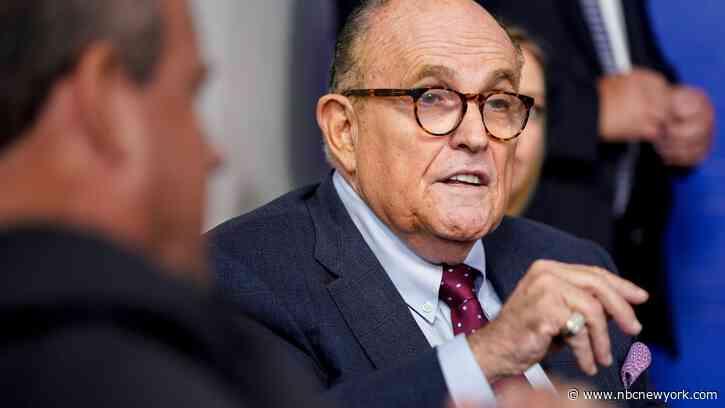 Investigators Seek Evidence Linking Rudy Giuliani to Efforts to Oust Ukrainian Diplomat