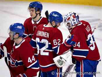 Canadiens Game Day: Banged-up Habs get ready to play Jets - Nipawin Journal