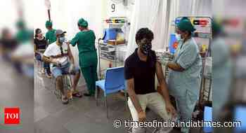 Covid-19: Amid shortage, token start to vaccination for 18+