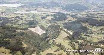 Habitantes de Paipa, en Boyacá, denuncian destrucción ambiental por proyectos mineros - Semana