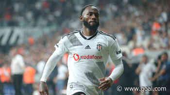 N'Koudou scores as Besiktas hit Hatayspor for seven