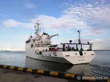 Previas : Colombia hará una expedición científica en mares y costas de Tumaco - 90 Minutos