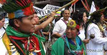 Indígenas se toman vía que de Pasto conduce a Tumaco, en Nariño - infobae