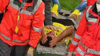 DFB-Pokal: Morey-Verletzung trübt Dortmunder Freude über Finaleinzug