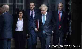 Boris Johnson's top aide Dan Rosenfeld 'is on the brink of leaving Downing Street'