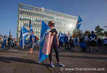 Safety first as Now Scotland leads day of action for independence - The National