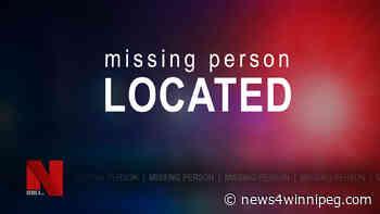 Missing Lac du Bonnet teen may be in Winnipeg - News 4
