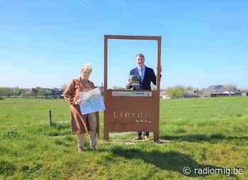 Lierde heeft nieuwe toeristische kaart en folder - Streekradio MIG - Radio MIG