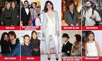 How Emily Mortimer has family members in The Pursuit of Love