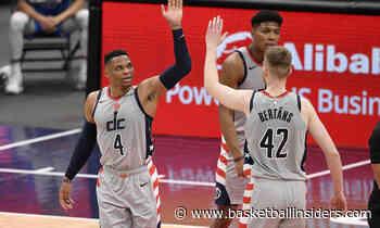 NBA Daily: Depth Fueling Washington's Turnaround