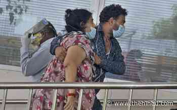 Coronavirus   Karnataka, Kerala, A.P. tot up over 96,000 cases - The Hindu