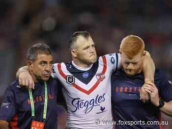NRL 'shattered' as Brett Morris may have played his final game